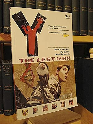 The Last Man - Unmanned: Vaughan, Brian K.;