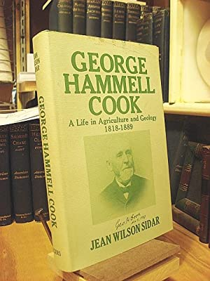 George Hammell Cook: A Life in Agriculture: Sidar, Jean Wilson