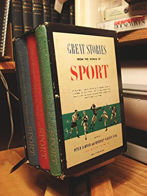 Great Stories from the World of Sport, in three volumes