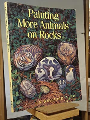 Painting More Animals on Rocks: Lin Wellford