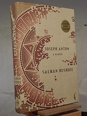 Joseph Anton: A Memoir: Salman Rushdie
