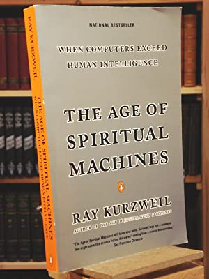 an analysis of the first chapters of the age of spiritual machines The age of spiritual machines: first we use machines to broaden our own minds, but we also build independent machines that become more and more powerful.