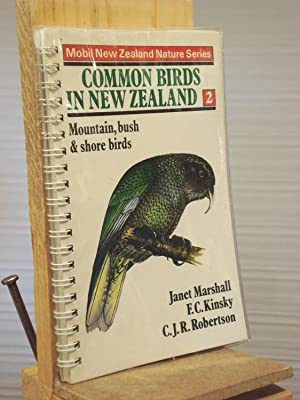The Fiat book of Common Birds in: Janet Marshall; F.