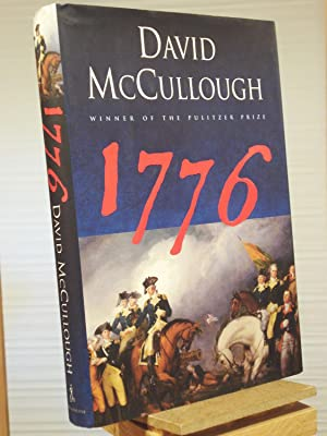 1776 david mccullough analysis essay Welcome to the litcharts study guide on david mccullough's 1776 created by the original team behind sparknotes, litcharts are the world's best literature guides the primary historical event of 1776 is, of course, the revolutionary war following the french and indian war, which lasted from 1754 to .