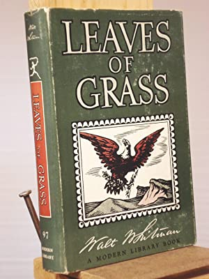 Leaves of Grass and Selected Prose: Whitman, Walt