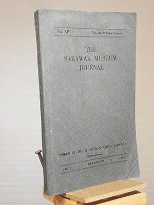 The Sarawak Museum Journal: Volume XIV, Nos.