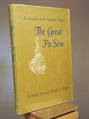 The Great Po Sein: Sein, Kenneth