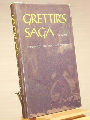 Grettir's Saga: Fox, Denton, transl.