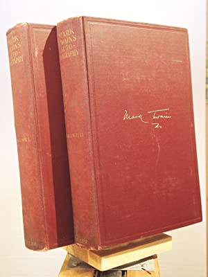 Mark Twain's Autiobiography, in Two Volumes