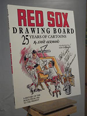 Red Sox Drawing Board: 25 Years of Cartoons