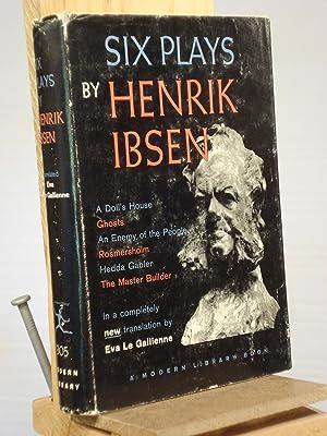 Six Plays by Henrik Ibsen: Henrik Ibsen; Eva