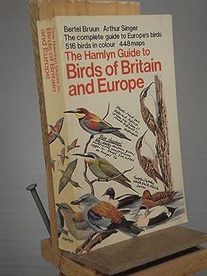 The Hamlyn Guide to Birds of Britain: Bertel Bruun