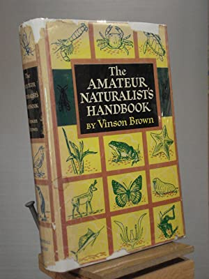 Amateur book handbook naturalists spectrum
