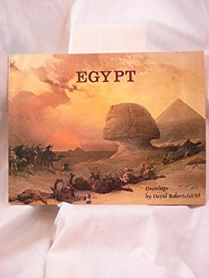 Egypt: Lithographs by Louis Haghe, drawings by
