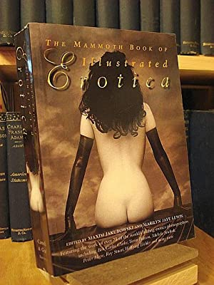 The Mammoth Book of Illustrated Erotica