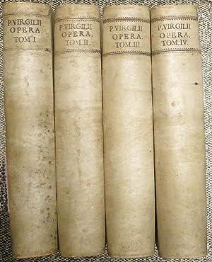 P. Virgilii Maronis Opera cum integris &: Virgile