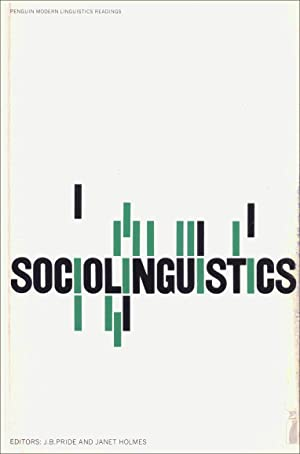 Sociolinguistic. Selected Readings