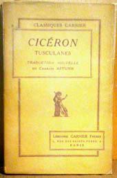 Tusculanes: Cicéron