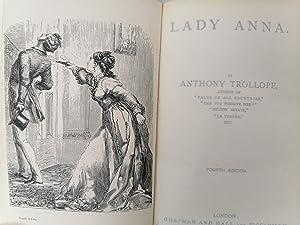 Lady Anna: Trollope, Anthony