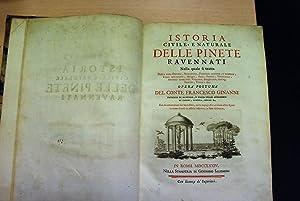 Isstoria Civile, e Naturale Delle Pinete Ravennati.: Ginanni Francesco