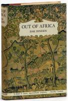 Out of Africa: Dinesen, Isak