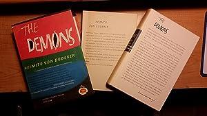 Demons, The: Von Doderer, Heimito
