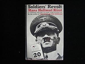 SOLDIER'S REVOLT: Kirst, Hans Hellmut