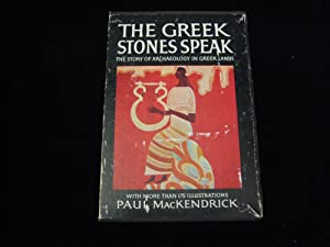 THE MUTE STONES SPEAK:The Story of Archaeology in Italy: MacKendrick, Paul
