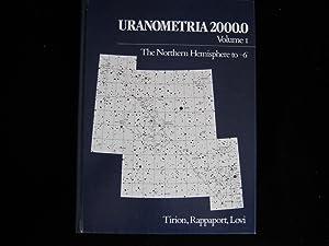 Uranometria 2000 Point Zero: The Northern Hemisphere: Tirion, Wil, Barry