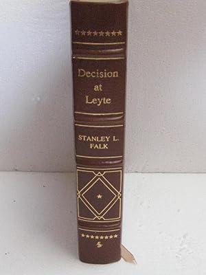 DECISION AT LEYTE: Falk, Stanley L.