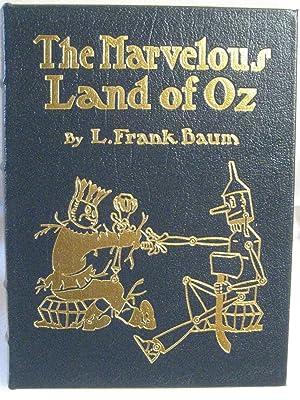 The Marvelous Land of Oz: Baum, L. Frank