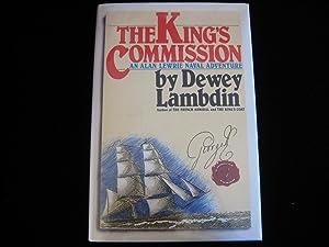 THE KING'S COMMISSION: Lambdin, Dewey