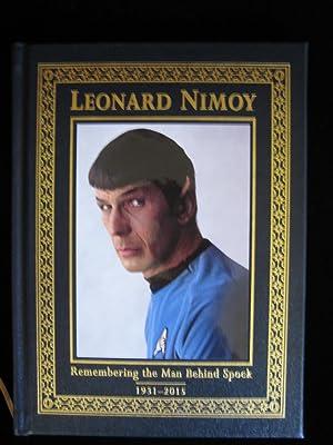 Leonard Nemoy: Remembering the Man Behind Spock: Entertainment Weekly, Editors