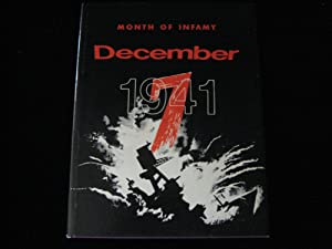 Month of Infamy December 1941