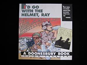I'd Go with the Helmet, Ray