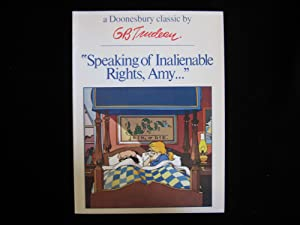 Speaking of Inalienable Rights, Amy
