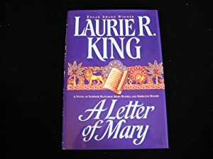 A Letter of Mary: A Mary Russell Novel