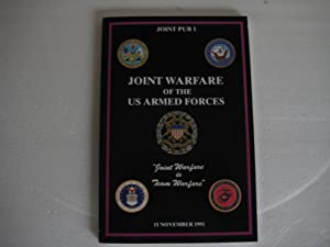 Joint Warfare of the US Armed Forces