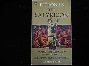The Satyricon: Petronius