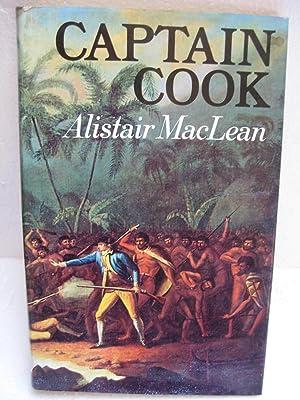 CAPTAIN COOK: MacLean, Alistair