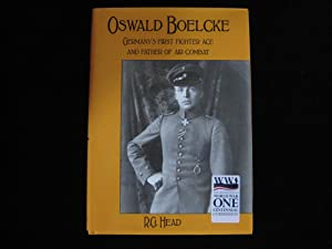 Oswald Boelcke: Germany's First Fighter Ace and Father of Air Combat