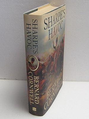 Sharpe's Havoc: Cornwell, Bernard