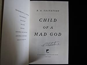 Child of a Mad God: Salvatore, R. A.