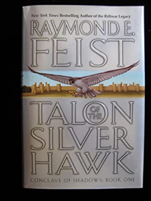 Talon of the Silver Hawk (Conclave of Shadows Ser., Bk. 1)