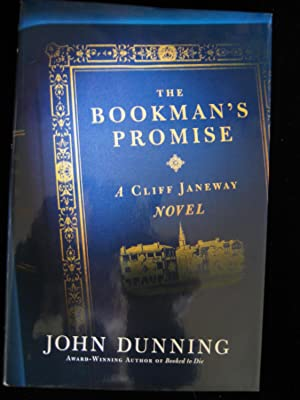 The Bookman's Promise : A Cliff Janeway Novel: Dunning, John