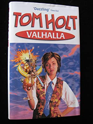 Valhalla: Holt, Tom