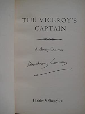 Viceroy's Captain, The: Conway, Anthony