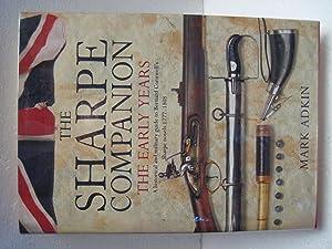 THE SHARPE COMPANION: The Early Years: Adkin, Mark