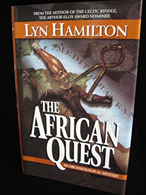 The African Quest : An Archaeological Mystery (Archaeological Mystery Ser.)
