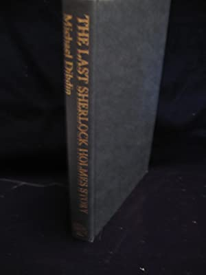 THE LAST SHERLOCK HOLMES STORY: Dibdin, Michael